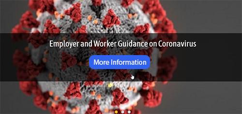 Employer and Worker Guidance on Coronavirus